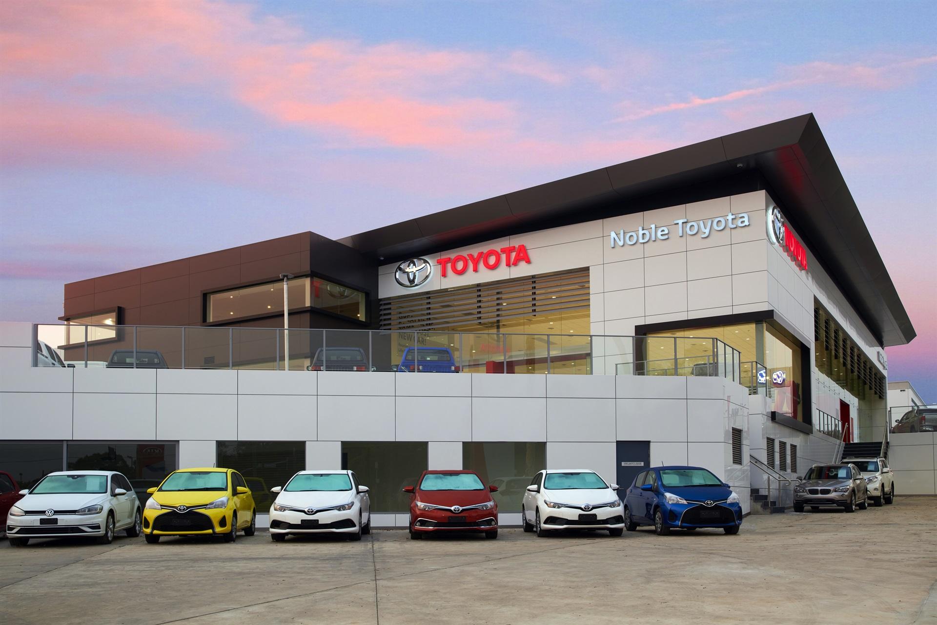 Toyota Coastline